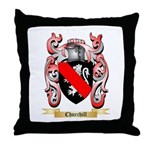 Churchill Throw Pillow