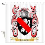 Churchill Shower Curtain