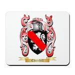 Churchill Mousepad