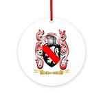Churchill Ornament (Round)