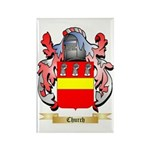 Church Rectangle Magnet (10 pack)