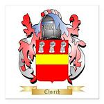 Church Square Car Magnet 3
