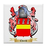 Church Tile Coaster