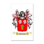 Chumley Rectangle Car Magnet