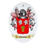 Chumley Ornament (Oval)