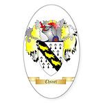 Chsnet Sticker (Oval 50 pk)