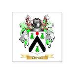 Chrystall Square Sticker 3