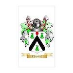 Chrystall Sticker (Rectangle)