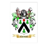 Chrystall Postcards (Package of 8)