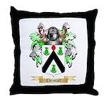 Chrystall Throw Pillow