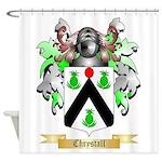 Chrystall Shower Curtain