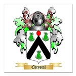Chrystal Square Car Magnet 3