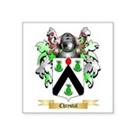 Chrystal Square Sticker 3
