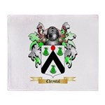 Chrystal Throw Blanket