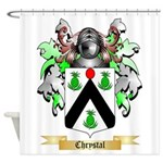Chrystal Shower Curtain