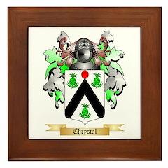 Chrystal Framed Tile