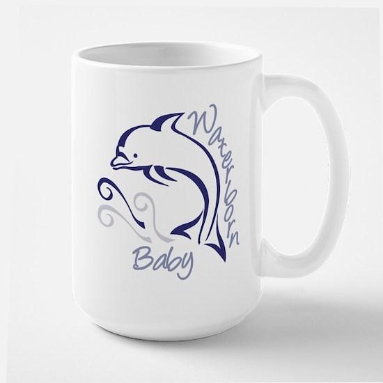 Waterborn Baby Large Mug