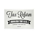 Abolish The I.R.S. Rectangle Magnet (100 pack)