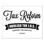 Abolish The I.R.S. Posters