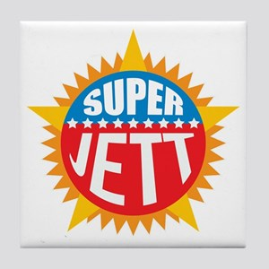 Super Jett Tile Coaster