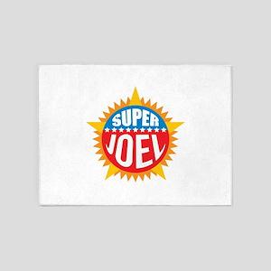 Super Joel 5'x7'Area Rug
