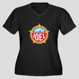 Super Joel Plus Size T-Shirt