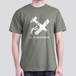 Skydive, Skydiver, Skydive Stunts Dark T-Shirt