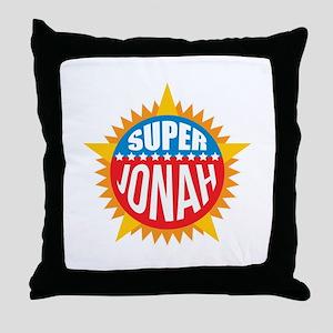 Super Jonah Throw Pillow