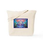 Toltec Warrior Tote Bag