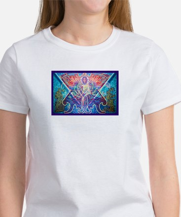 Toltec Warrior Women's T-Shirt