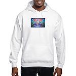 Toltec Warrior Hooded Sweatshirt