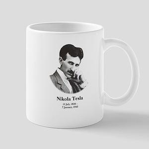 Young Tesla Mug