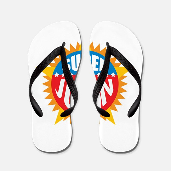 Super Juan Flip Flops