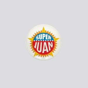 Super Juan Mini Button
