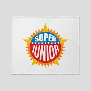 Super Junior Throw Blanket