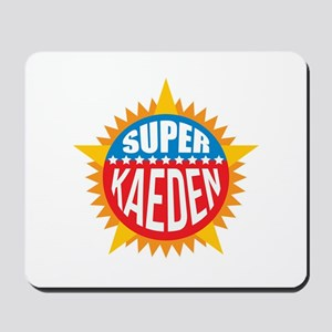 Super Kaeden Mousepad