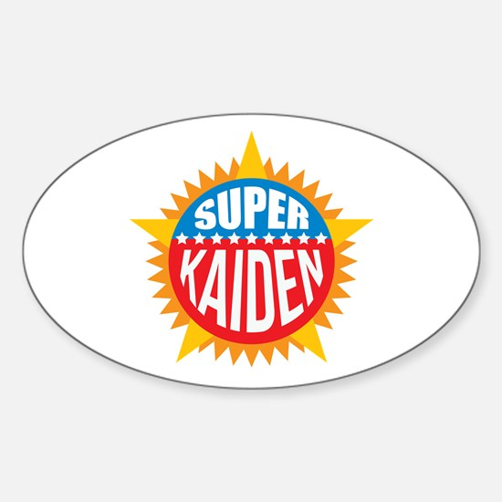Super Kaiden Decal