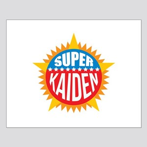 Super Kaiden Posters