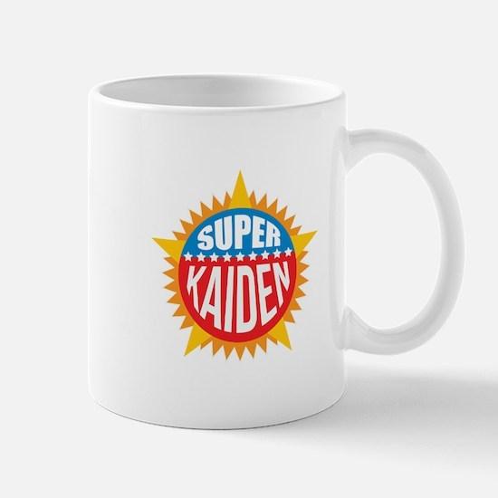 Super Kaiden Mug