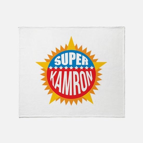 Super Kamron Throw Blanket