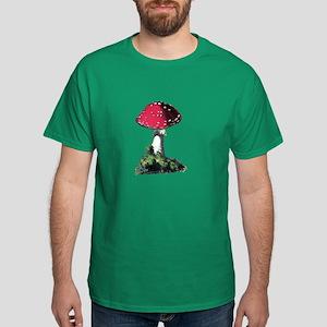Mushroom Dark T-Shirt
