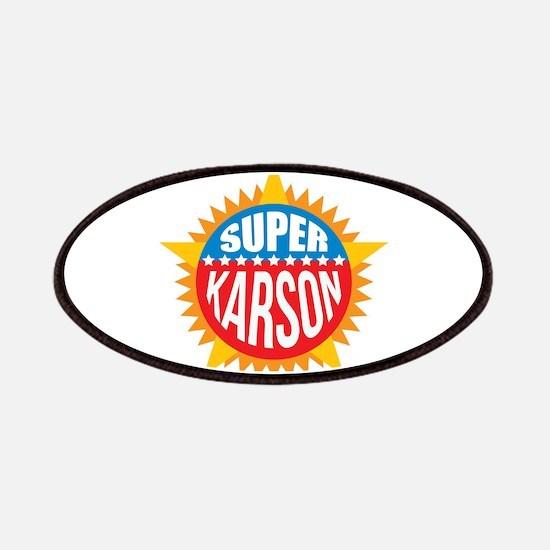Super Karson Patches