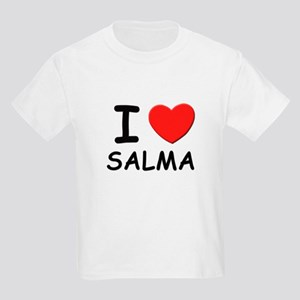I love Salma Kids T-Shirt