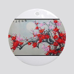 Best Seller Asian Ornament (Round)