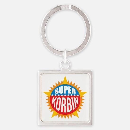 Super Korbin Keychains