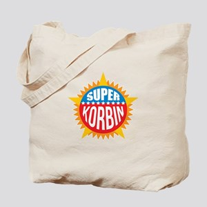 Super Korbin Tote Bag