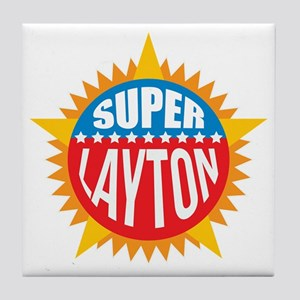 Super Layton Tile Coaster