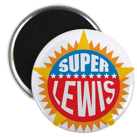 Super Lewis Magnet