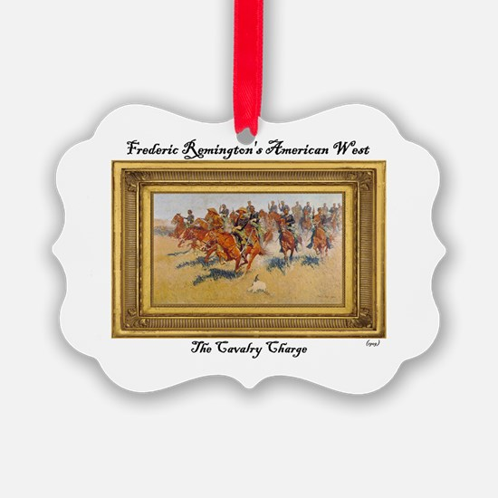 The Cavalry Charge Ornament
