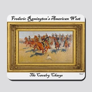 The Cavalry Charge Mousepad